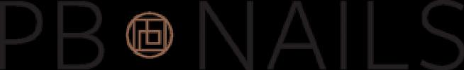 logo pb nails